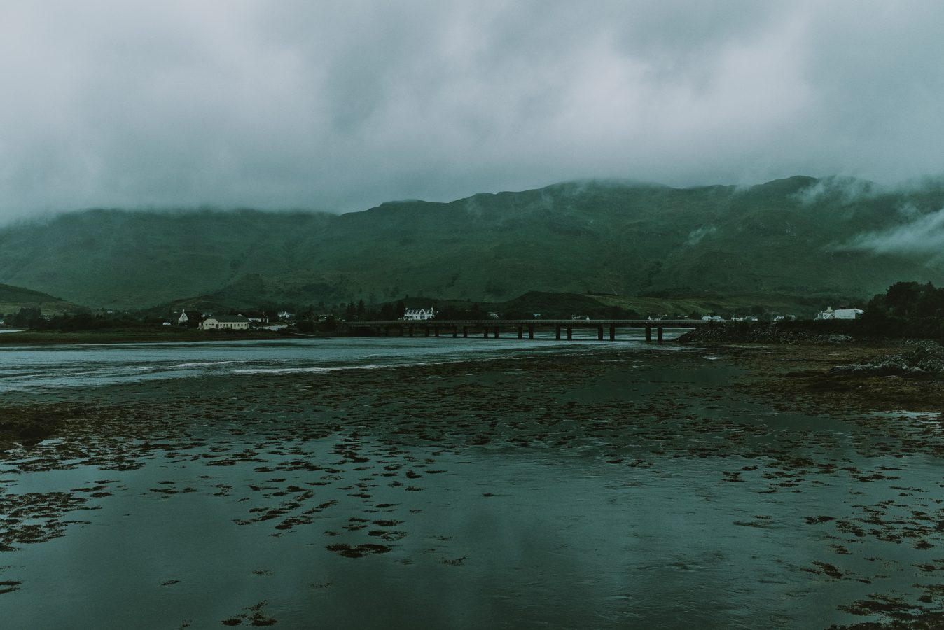 Loch at Isle of Skye
