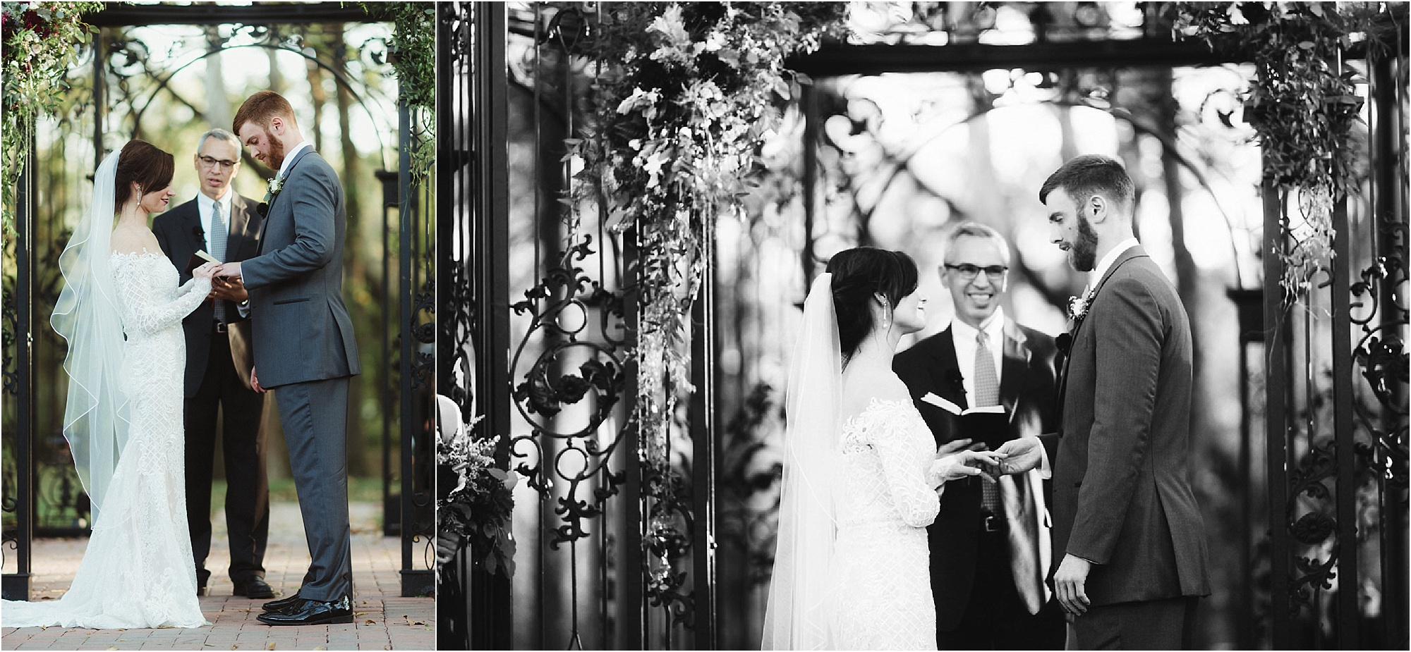 Black Iris Estate Wedding in Carmel, Indiana photography photographer